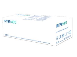 INTERMED Troponin I - Test cassettes 1x10