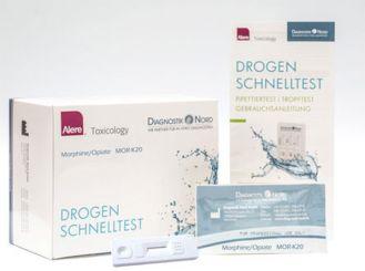 Diagnostik Nord MOR - Kassettentest 1x10 Stück