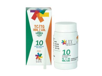Multicheck Lipid-Teststreifen, 1x10 items