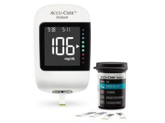 Blutzuckermessgerät Accu-Check® Instant 1x1 SET