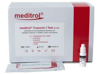 Meditrol® Troponin Test (cTnl) 1x10 items