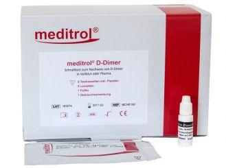Meditrol®l D-Dimer Test 1x10 items