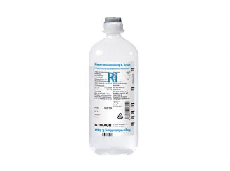 Ringer-Infusionslösung Ecoflac plus 1x500 ml