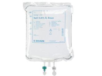B.Braun NaCl 0,9% Spüllösung Ecobag® click, isotonisch 2x5 Liter