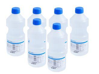 B.Braun Kochsalz-Spüllösung NaCL 0,9% Ecotainer 6x1000 ml