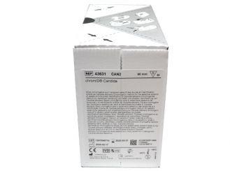 CHROMID® Candida Agar (CAN2) ID2 1x20 items