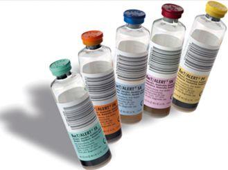 BacT / ALERT SA Medium Blutkulturflaschen 1x1 Bottle