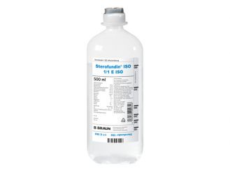 Ringer-Infusionslösung Ecoflac plus 10x1000 ml