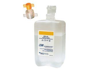 Hudson RCI Aquapak® Sterilwasser zur Sauerstoffbefeuchtung 650ml 1x10 Bottle