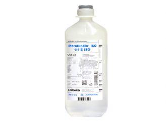 B.Braun Sterofundin® ISO Ecoflac plus 1x500 ml