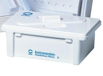 Bode Desinfektionswanne 3 Liter mit Deckel 1x1 Stück