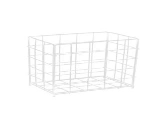 Fripa Sammelkorb klein 35,5 x 28,5 x 19,0 cm (HxBxT), weiß 1x1 items