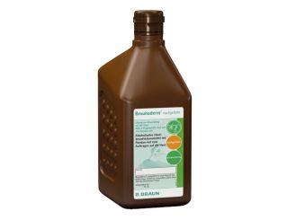 Braunoderm® Hautdesinfektion nachgefärbt Varioflasche 1x1 Liter