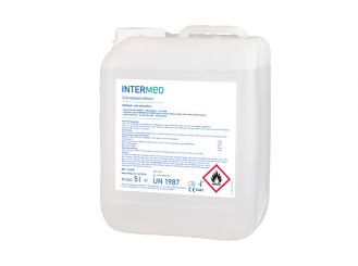INTERMED Schnelldesinfektion 1x5 Liter