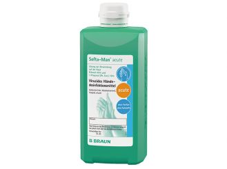 Softa-Man® acute Händedesinfektion 1x500 ml