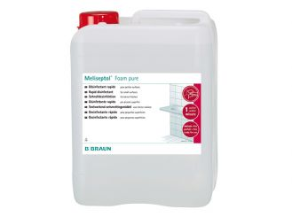 Meliseptol® Foam pure Surface disinfection 1x5 l