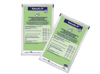 Kohrsolin® FF Flächen-Desinfektionsreiniger 125x40 ml