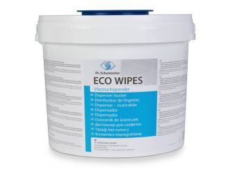 Spendereimer für Eco Wipes 1x1 items