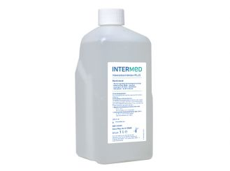 INTERMED Hand disinfection PLUS, 1x1000 ml