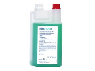 INTERMED Instrumentendesinfektion PLUS 1x1 Liter