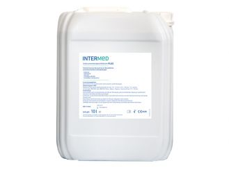 INTERMED Instrumentendesinfektion PLUS 1x10 Liter