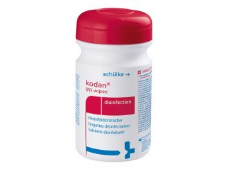 Kodan® (N) wipes Desinfektionstücher, Spenderbox 1x90 Tücher