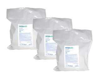 INTERMED Quick Wipes Desinfektionstücher 3x70 Tücher