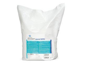 Descosept spezial Wipes, Nachfüllpack, 2x100 Tücher