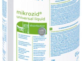 mikrozid® universal liquid 1x5 Liter