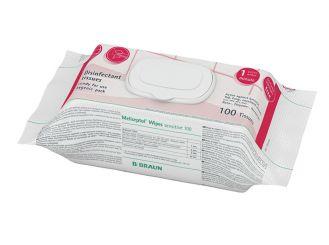 Meliseptol® Wipes sensitive, 18 x 20 cm, Flowpack 1x100 Stück