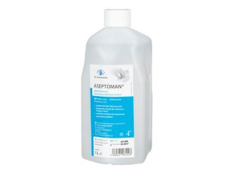 Aseptoman® Alkoholisches Händedesinfektionsmittel 1x1 Liter