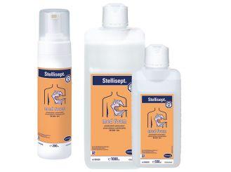 Stellisept® med foam, Pumpschäumer, 1x200 ml