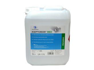 Aseptoman® Med Händedesinfektion 1x5 Liter