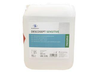 Schnelldesinfektion Descosept Sensitive 1x5 Liter