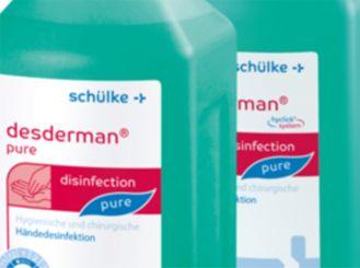 Desderman Pure Händedesinfektion 1x5 Liter