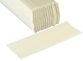 Fripa Plus natural, towels 25 x 33 cm 20 x 156 Sheets 1x3120