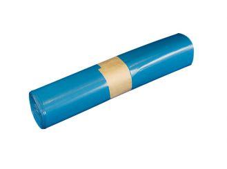 Müllsäcke 70 Liter, ca. 57,5 x 100 cm, blau 10x25 Stück