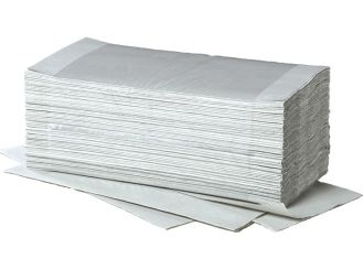 Fripa Plus natural, towels 25 x 23 cm 20 x 250 Sheets 1x5000 items