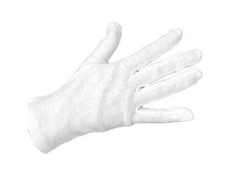 Cotton-Zwirnhandschuhe groß, im Beutel, Gr.10 1x1 Paar