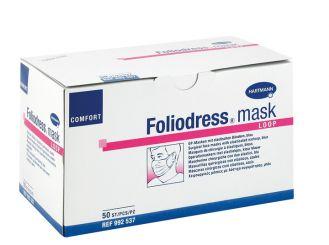 Foliodress® mask Comfort Loop, OP-Masken, blau 1x50 Stück