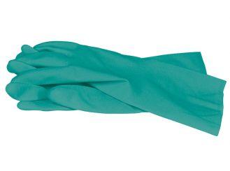 Clean- Expert Nitril - Idustriehandschuhe, chemikaliendicht, Größe S 1x12 Paar