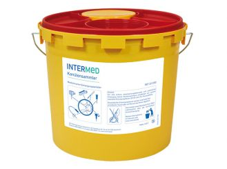 INTERMED Cannula container 4.4 litres 1x1 items