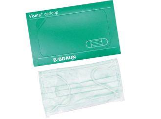 B.Braun Visma® ear-loop Gesichtsmaske 1x50 Stück