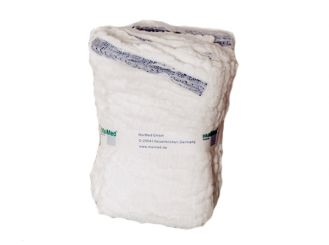 Maimed® Bauchtuch 4-fach, 20 x 30 cm, weiß, steril 25x5 Stück