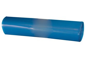 Müllsäcke 120 Liter ca. 70 x 110 cm blau 1x25 Stück