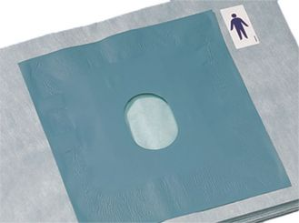 Foliodrape® Extremitätentücher 200 x 320 cm 1x10 Stück