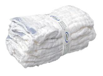 MaiMed®-Bauchtuch unsteril, 6-lagig, 45 x 45 cm, weiß 1x20 Stück