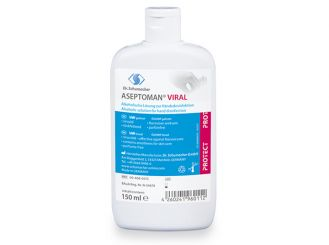 Aseptoman® viral, Händesdesinfektion 1x150 ml