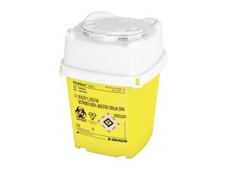 Medibox® 2.4litre cannula container 1x1 items