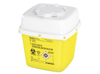Medibox® 4.7litre cannula container 1x1 items